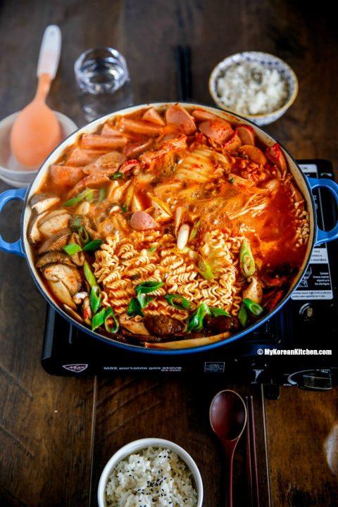 Cách nấu mì ngon như Hàn Quốc